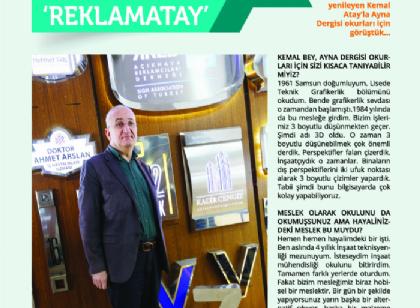Ayna Dergisi Röportaj